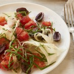 Blood Orange, Olive, and Basil Salad
