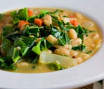Creamy White Bean and Collard Stew