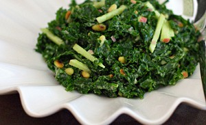 All Hail the Kale Salad