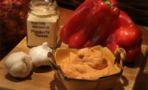 Mesquite Red Bell Pepper Dip