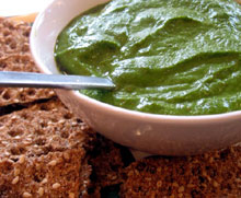 Parsley Pesto Dressing