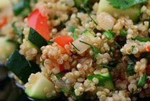 Marinated Quinoa Salad