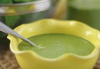 Spinach Thyme Soup