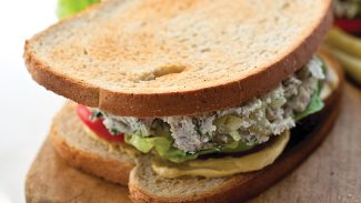 Save the Tuna Salad on Rye