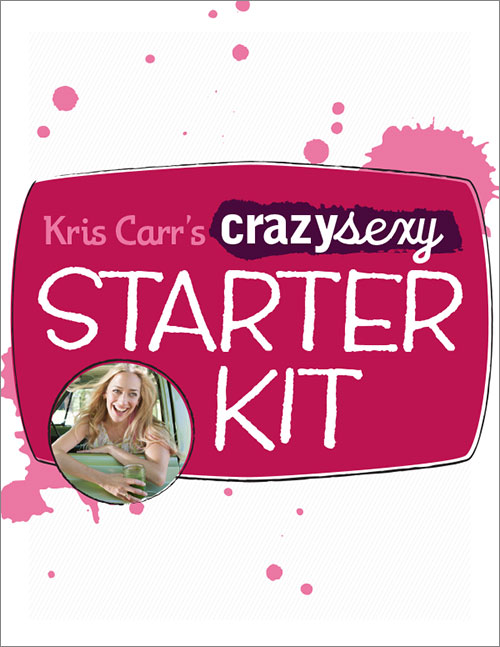 Freebie: Crazy Sexy Starter Kit