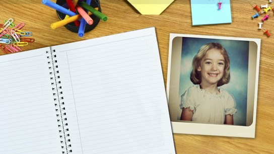 A Love Note… to Your Younger Self