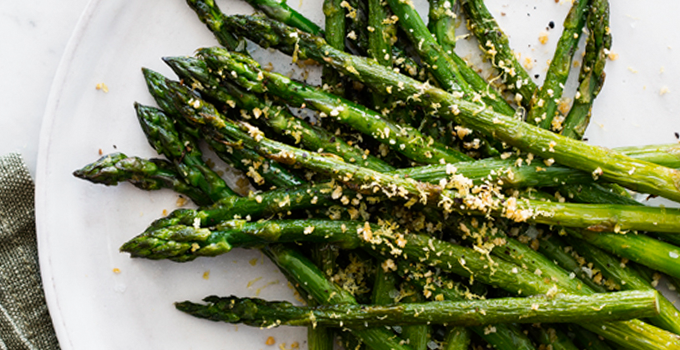 recipe: baked asparagus with parmesan [20]