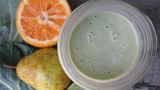Fancy Fennel Smoothie