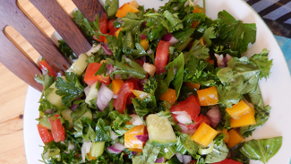 Triple-Star Tabbouleh