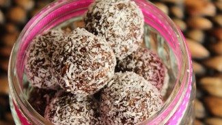 Choc Cacao Bliss Bombs