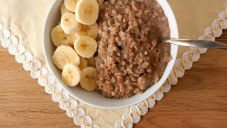 Buckwheat Porridge With Bananas