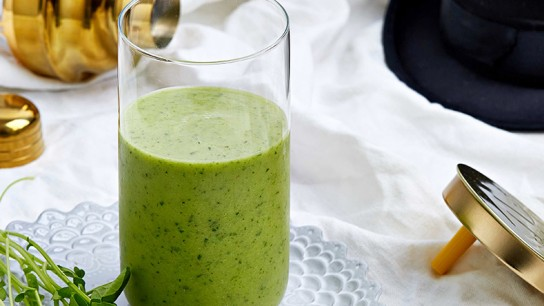 My Not-So-Secret Healthy Habit: Green Smoothies!
