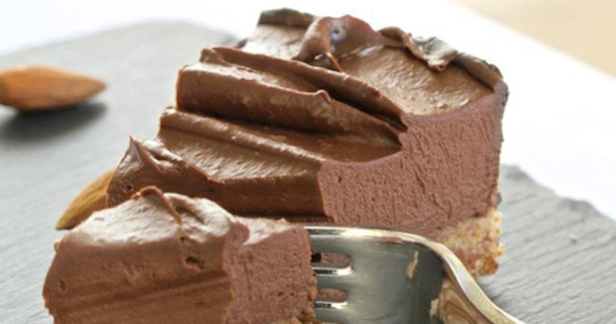 recipe: raw chocolate cheesecake vegan [16]