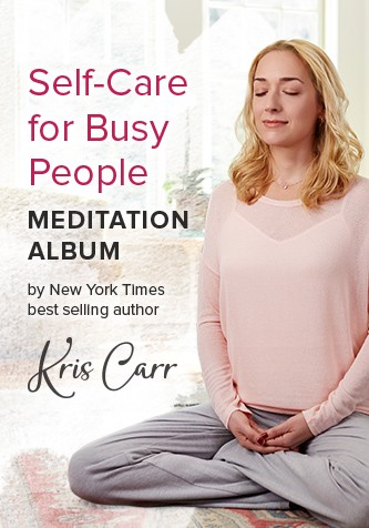 Self-Care for Busy People Digital Meditation Album – Black Friday – Cyber Monday Sale!
