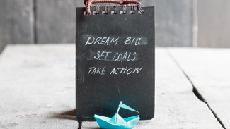 How to Move From Dreaming to Doing (Free Planner Included)