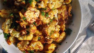 Crispy No Fuss Cauliflower
