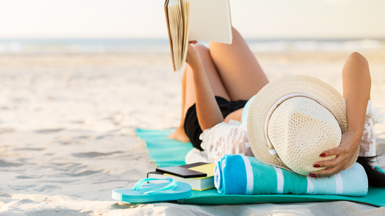 9 Summer Reads to Boost Your Happiness