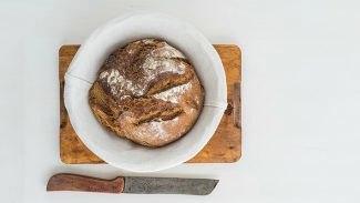 Easy Rosemary Bread
