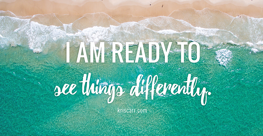 i am ready affirmation