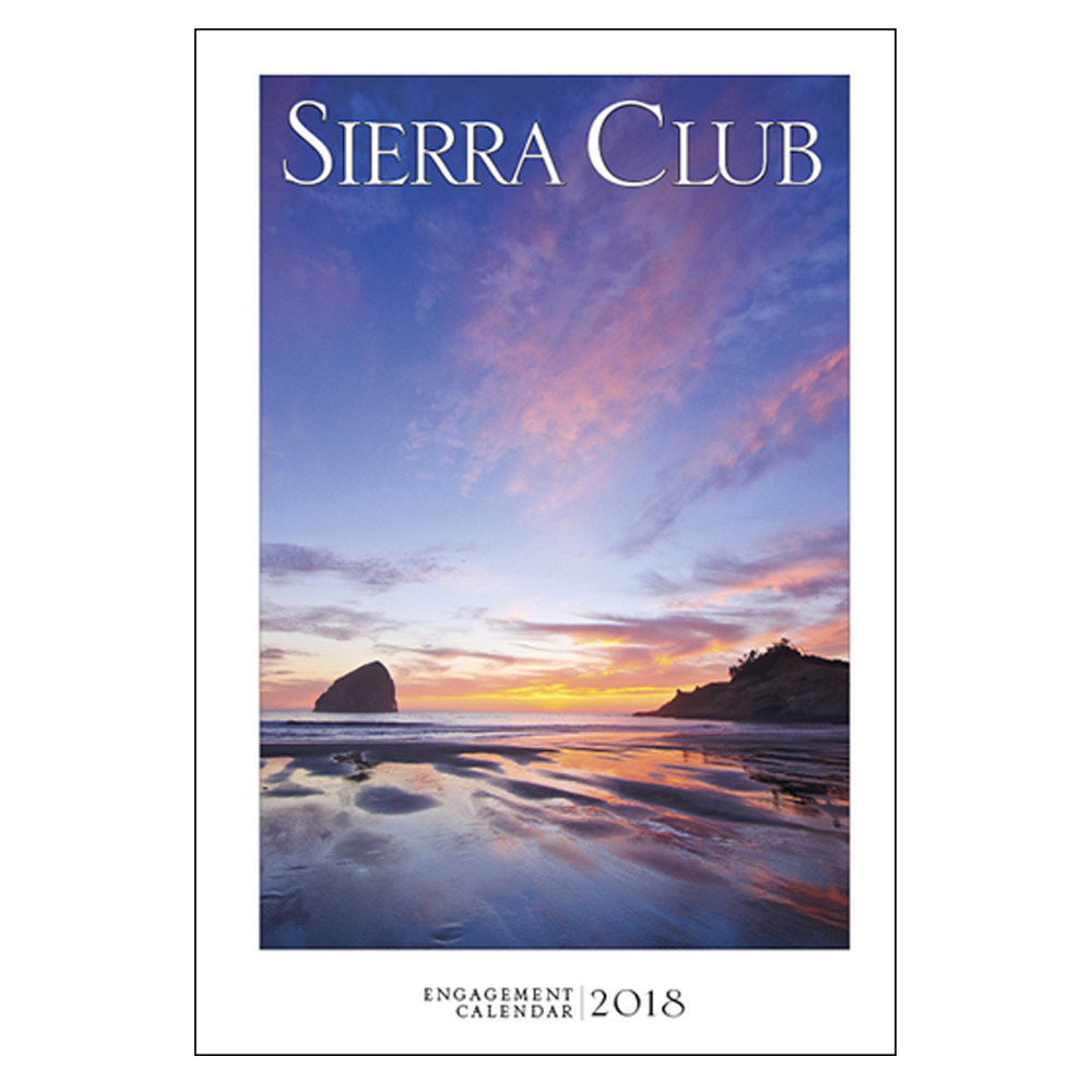 sierra club calendar holiday gift