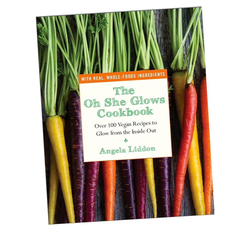 oh she glows cookbook holiday gift