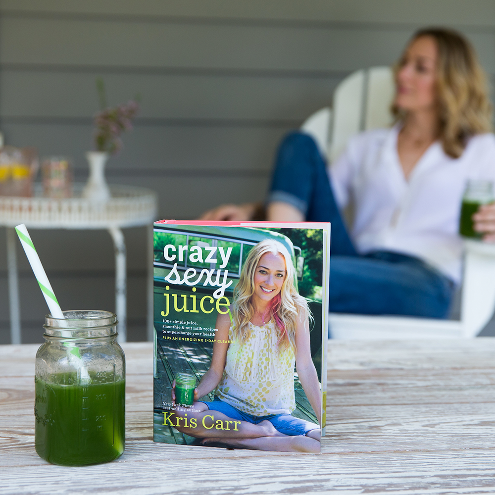 crazy sexy juice holiday gift