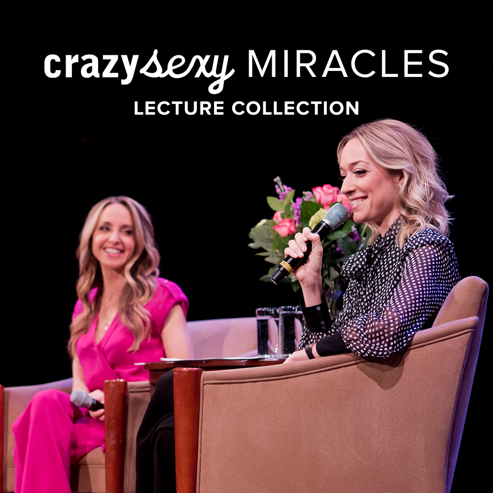 crazy sexy miracles lecture collection holiday gift