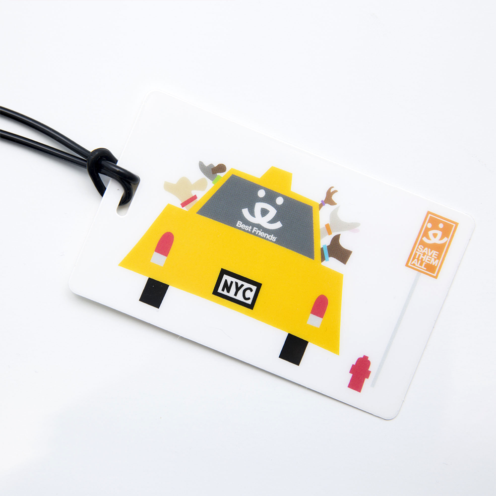 luggage tag holiday gift