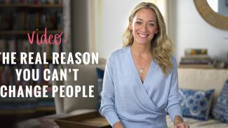 The Real Reason You Can't Change People (video)