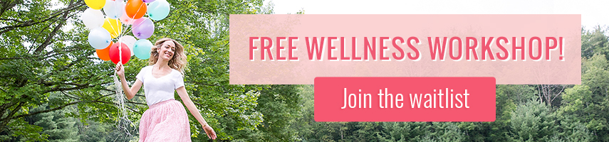 Free Wellness Workshop with Kris Carr