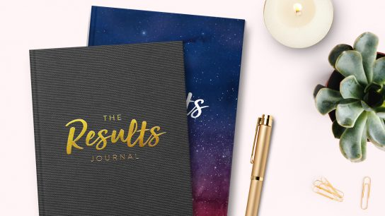 The Results Journal Revealed! (+ How It Can Help You Reach Your Goals!)