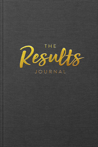 The Results Journal: Classic – Black Friday – Cyber Monday Sale!