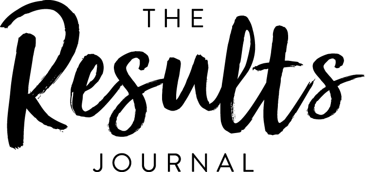 the results journal logo
