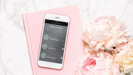 5 Mental Health Apps to Reduce Anxiety & Boost Happiness