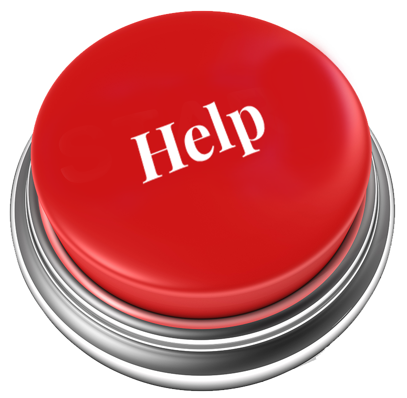 big red help button