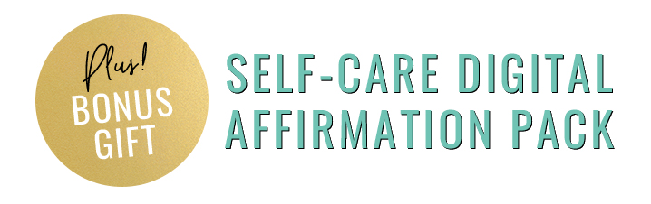 bonus affirmation pack