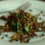 Delicious Detox Recipe: Walnut Lentil Salad