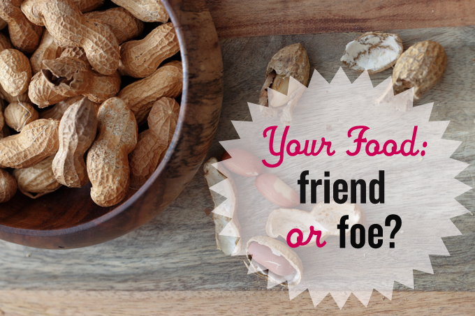 Your food: friend or foe?