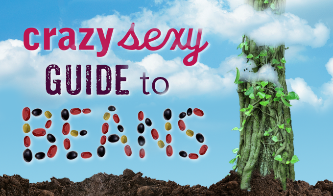 Kris Carr's Crazy Sexy Guide to Beans