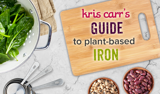 Plant-based Iron Guide