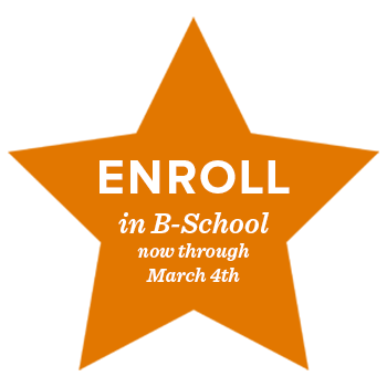 Enroll in BSchool