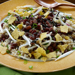 Sweet and Crunchy Rice & Beans