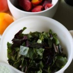 Sauteed Beet Greens with Pine Nuts