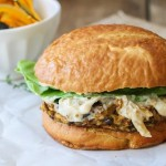 Butternut Squash Apple Burgers