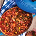 Crazy Sexy Bean Chili