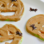apple jack o lantern snacks