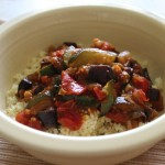 Mediterranean-Inspired Vegetables Over Millet