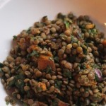 Sweet Potato, Lentil & Kale Detox Salad