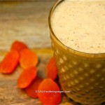 Raw Apricot Nectar & Cinnamon Smoothie Powered