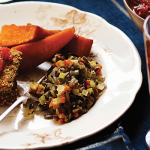 Pumpkin-Seed Crusted Tempeh
